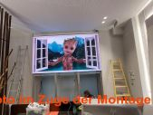 Videowall Display