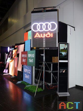 Euroshop LED-Displays