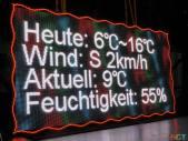 Outdoor Bildschirm