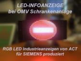 LED-Wechseltextanzeigen