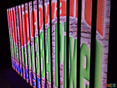 Schmale-Led-Videoscreens