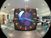 hochauflösende LED-Wand
