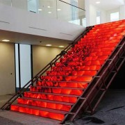 LED-Videotreppe