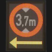 LED-Verkehrszeichen