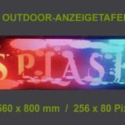 Outdoor-Anzeigetafel